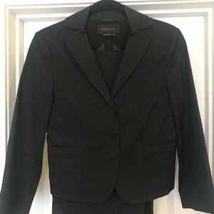 Searsucker Suit BCBG